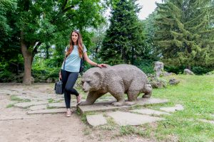 Младежки парк - Русе