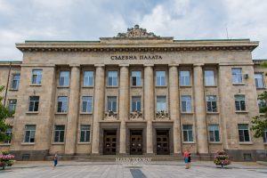 Съдебната палата - Русе