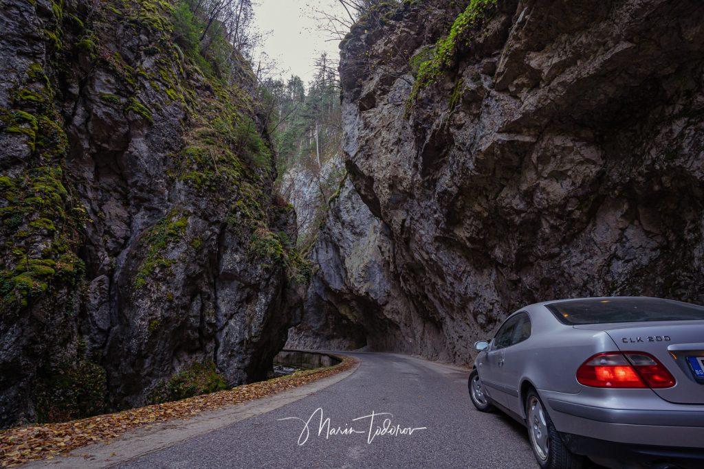 Buynovo gorge