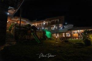 Хотел Мурсал през ноща