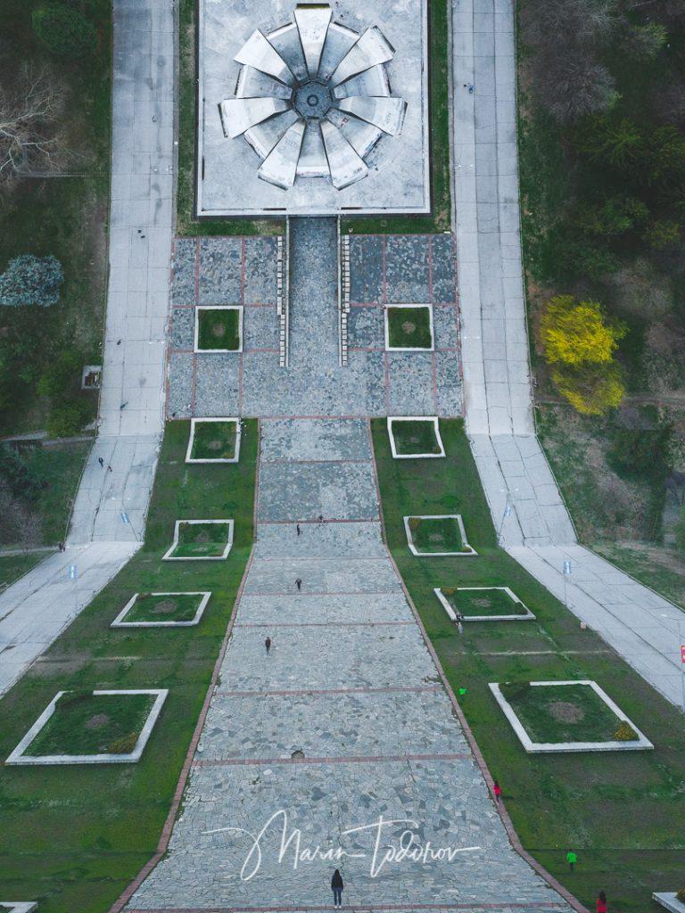 Братска могила - Пловдив