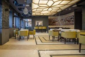 Хотел-бутик Царевец - ресторант