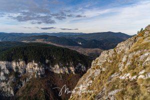 Гледка от Орлово око - село Ягодина