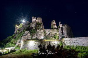 Белоградчишка крепост през ноща