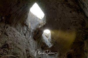 """Пещера Проходна - """"Очите на бог"""""""