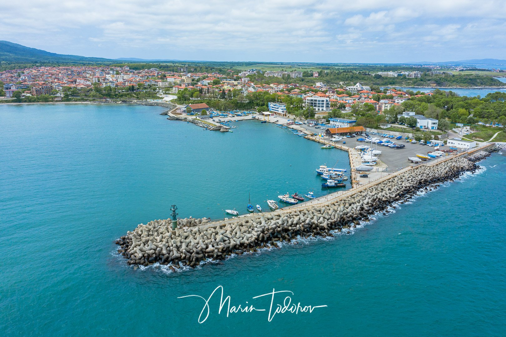 Град Царево - пристанище